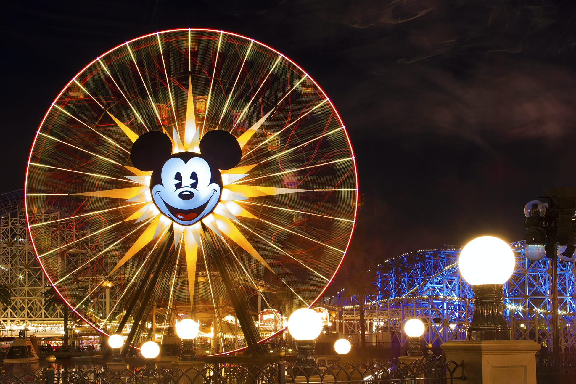 Disneyland has delayed its plans to reopen in California © Alister C./500px©Alister C./500px