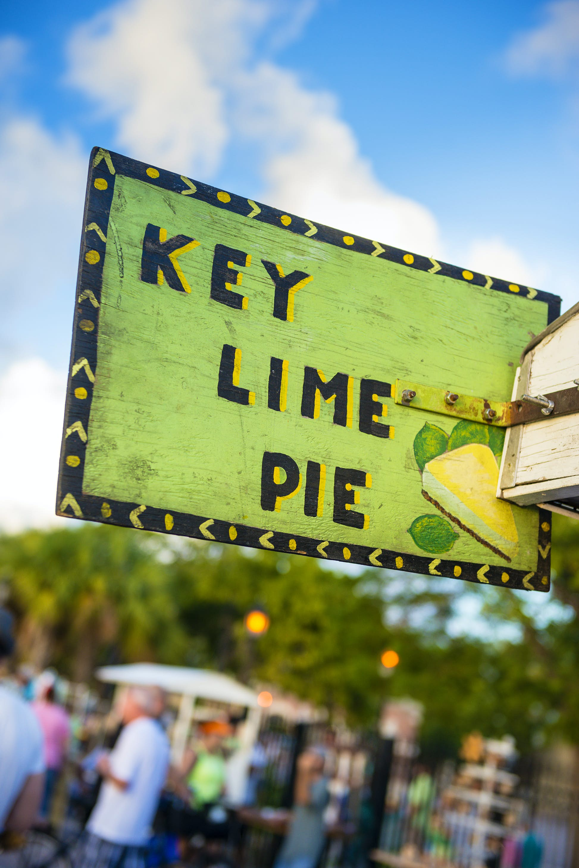 Many restaurants are open and the Key West speciality, key lime pie, is available © Justin Foulkes / Lonely Planet