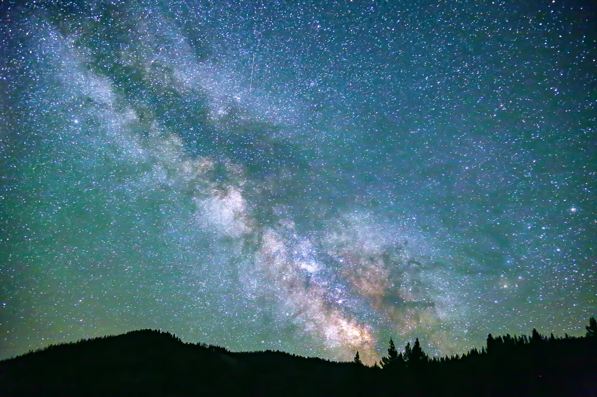 View the Milky Way from Central Idaho Dark Sky Reserve © christiannafzger / Getty Images