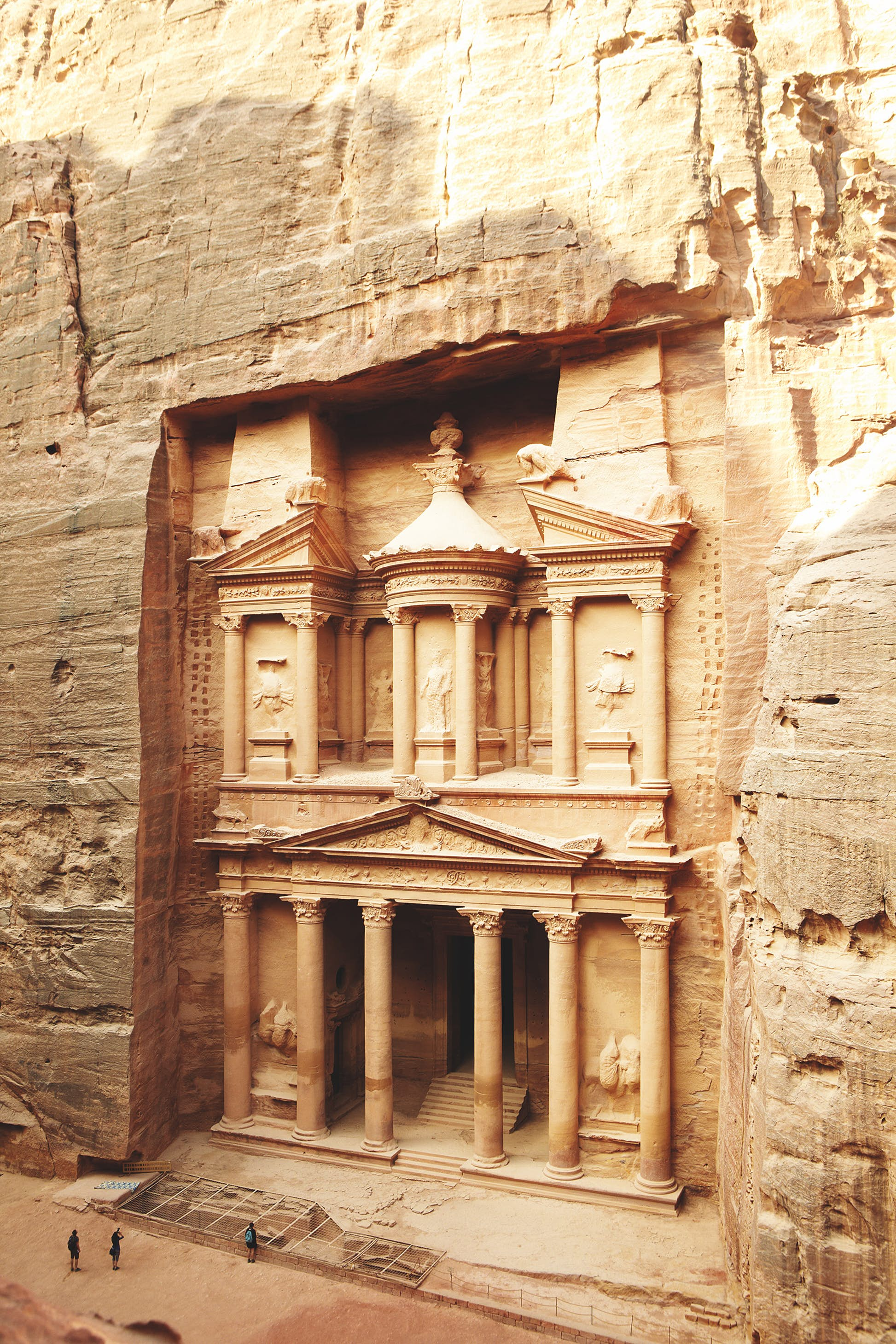 Familiarity from the movies notwithstanding, Petra still has plenty of 'wow factor' in real life © Mark Read / Lonely Planet