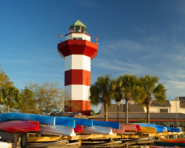 Hilton Head Island is a reliable go-to for East Coast families © Larry Knupp/Shutterstock