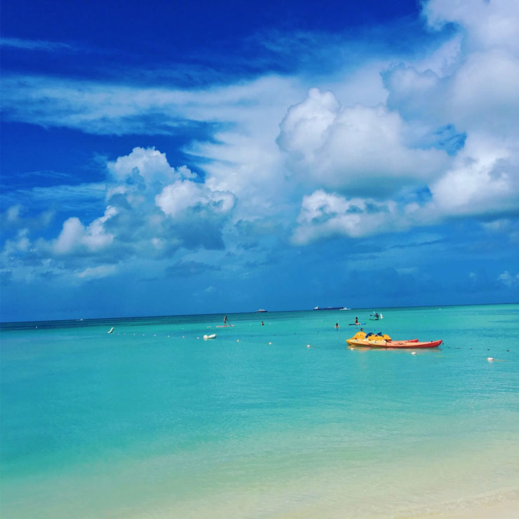 Eagle Beach in Aruba is among the most popular beaches on the island © Alicia Johnson / Lonely Planet