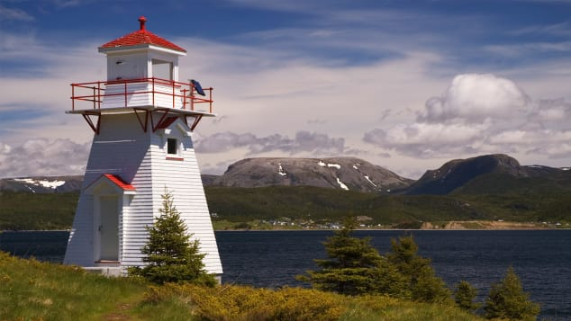 Newfoundland, Canada, typically welcomes a lot of US tourists, but not this year. Getty Images/Stephen Saks