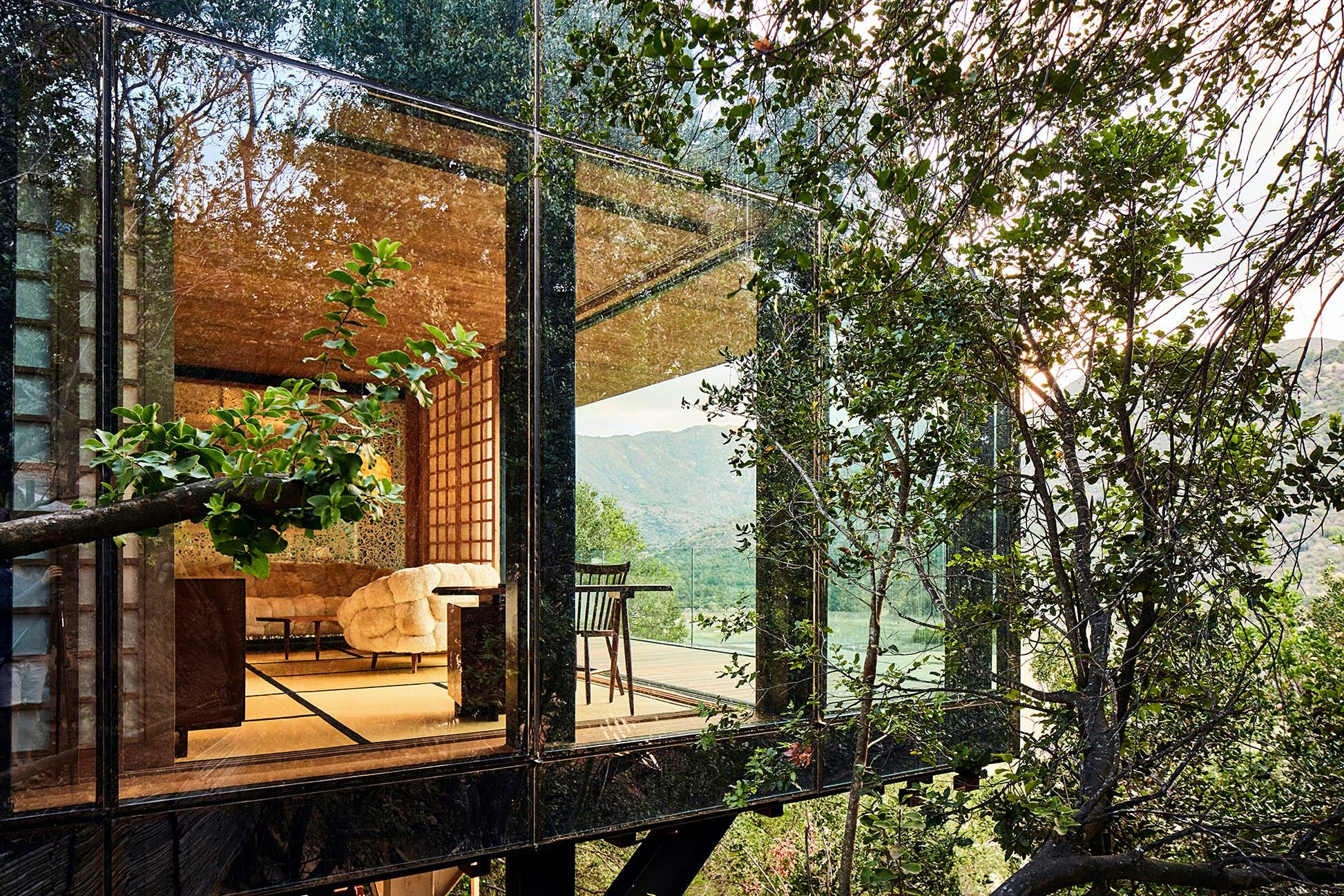 Award-winning vineyard Viña Vik has accommodations that make the most of its surroundings @ Courtesy of Puro Vik