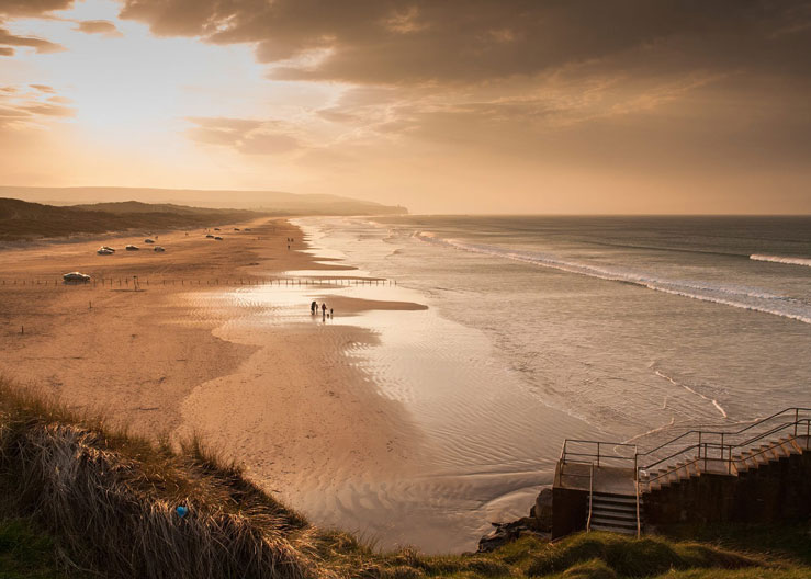 Portstewart Strand, on the Causeway Coast © www.deirdregregg.com / Getty Images