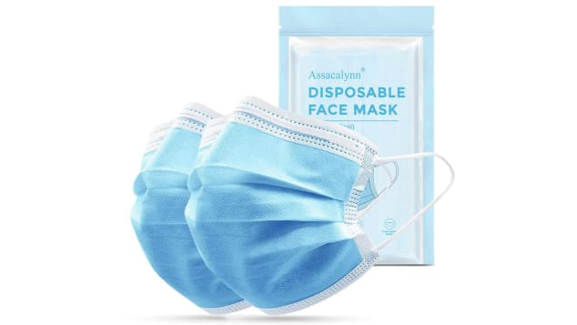Face masks are required in many major hotel chains in the United States now.