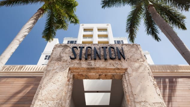 If you want to stay at a Marriott property such as the Stanton in Miami Beach, Florida, you'll have to follow their rules on face masks in public areas. Jeff Herron Photography