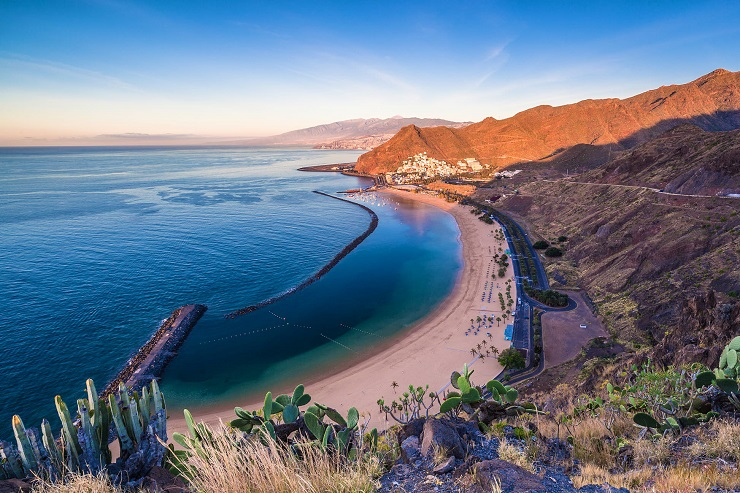 Tenerife is one of the islands on the UK's self-isolation list © Moritz Wicklein/500px