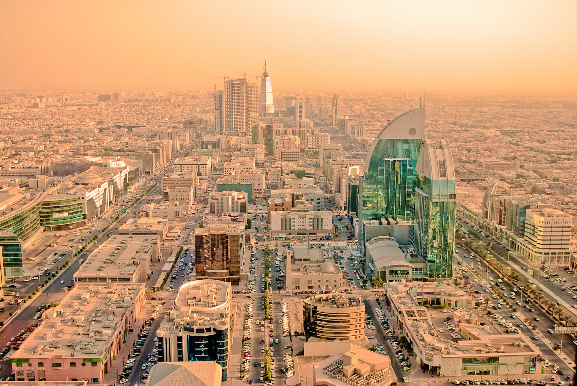 Several locations have already joined the initiative, like the country of Saudi Arabia © Qasim Mirza / 500px