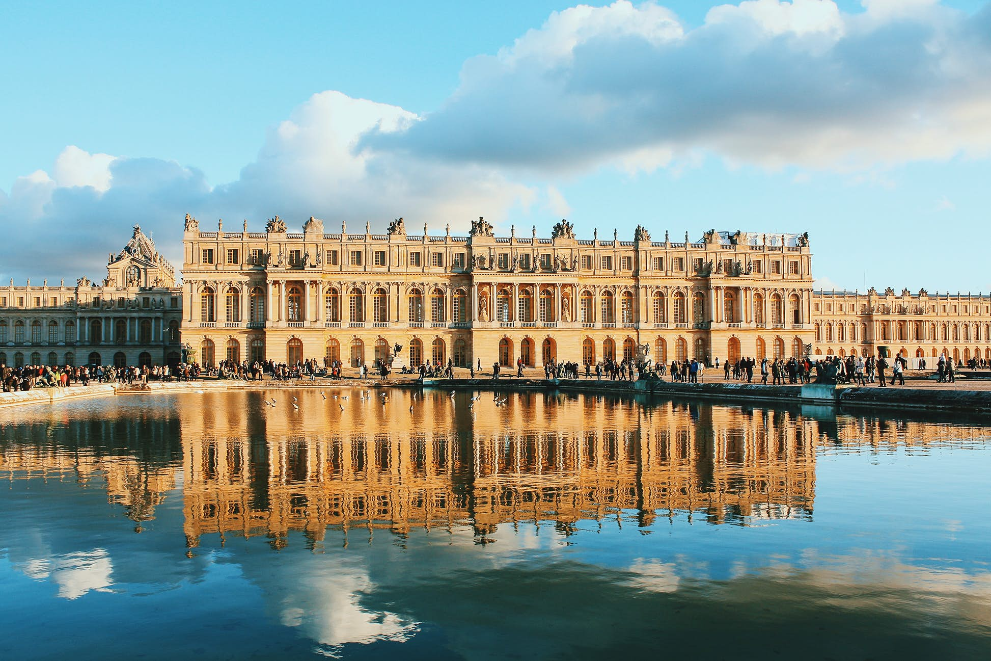 The Palace of Versailles has reopened © Jimena Contreras/500px