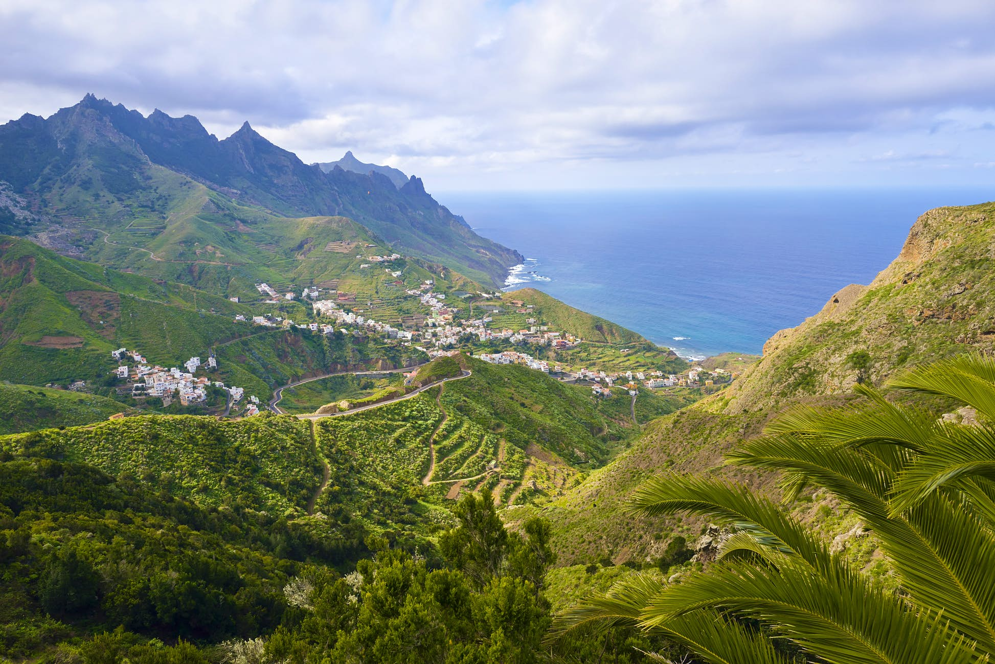 Anaga Mountains, Taganana, Tenerife ©Westend61/Getty Images