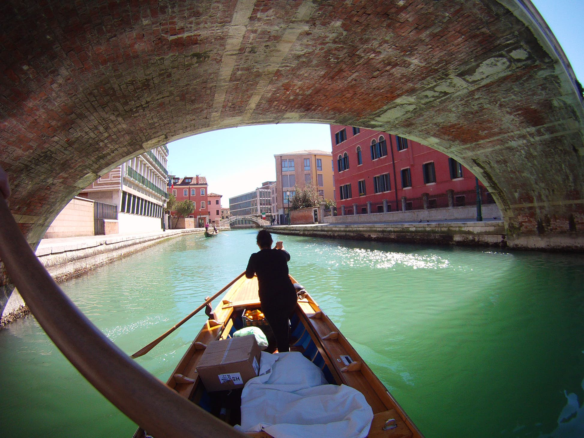 Venice tourist authorities take steps for new normal for travellers© Row Venice