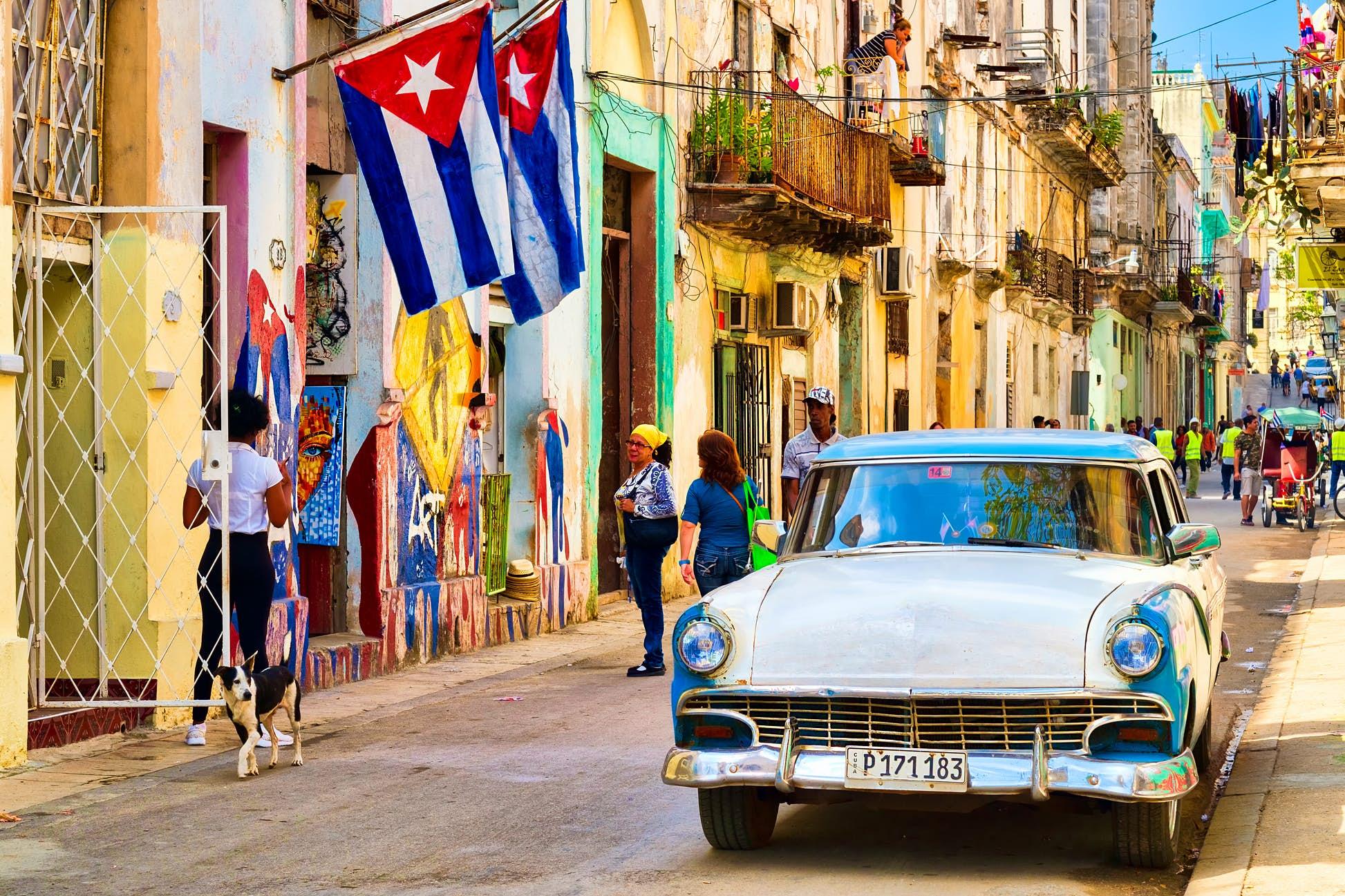 Havana will remain off-limits to international visitors until phase three © Kamira/Shutterstock